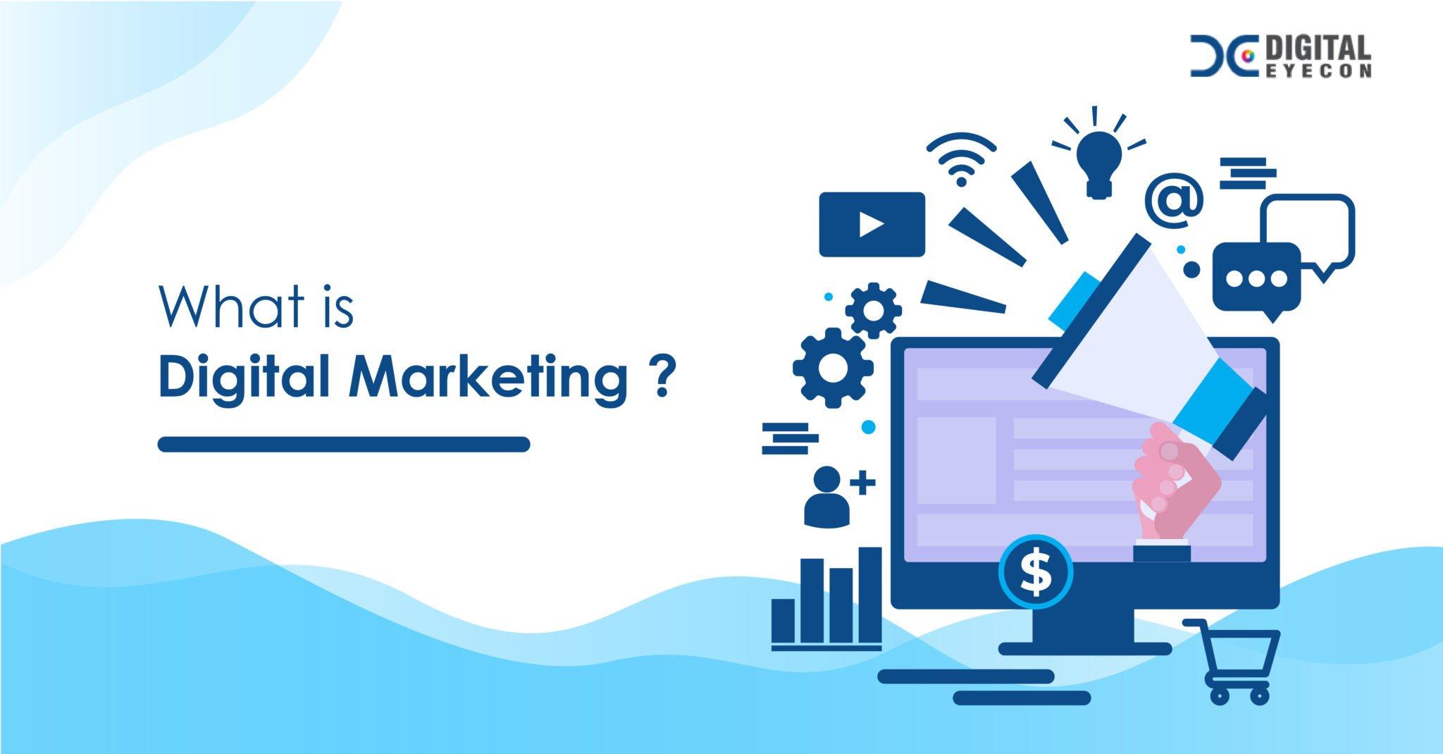 Digital Marketing Benefits